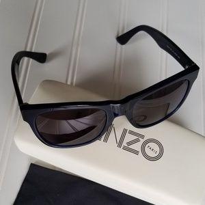 66a4a1e84b Kenzo Accessories | Cat Eye Sunglasses With Case Like New | Poshmark